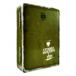 CZTEREJ PANCERNI I PIES EXCLUSIVE BOX (7DVD) - reżyseria:Andrzej Czekalski, Konrad Nalecki