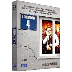 ALTERNATYWY 4 3DVD - reż. Stanislaw Bareja