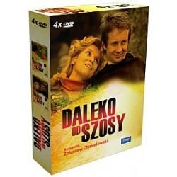 DALEKO OD SZOSY (4DVD) reż. Piotr Marczewski, Zbigniew Chmielewski