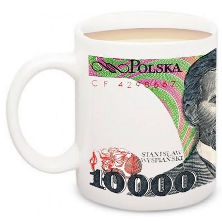 10000 zł Stanisław Wyspiański PRL 1988