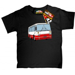Autobus Autokar dla małego Kierowcy