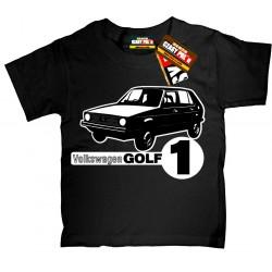 Volkswagen Golf 1 auto dla małego kozaka