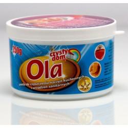 OLA - pasta do czyszczenia naczyń kuchennych i urządzeń sanitarnych