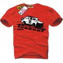 TRABANT Racing Car 601S - koszulka męska z nadrukiem